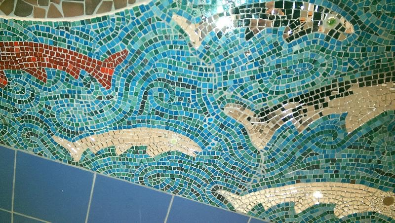 Flur 1 Fische Detail 04