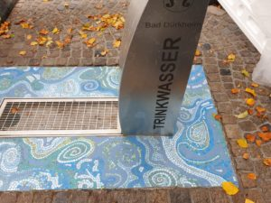 News - Mosaike Trinkbrunnen in Bad Dürkheim - 5